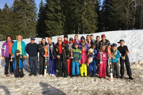 Fête du Ski club